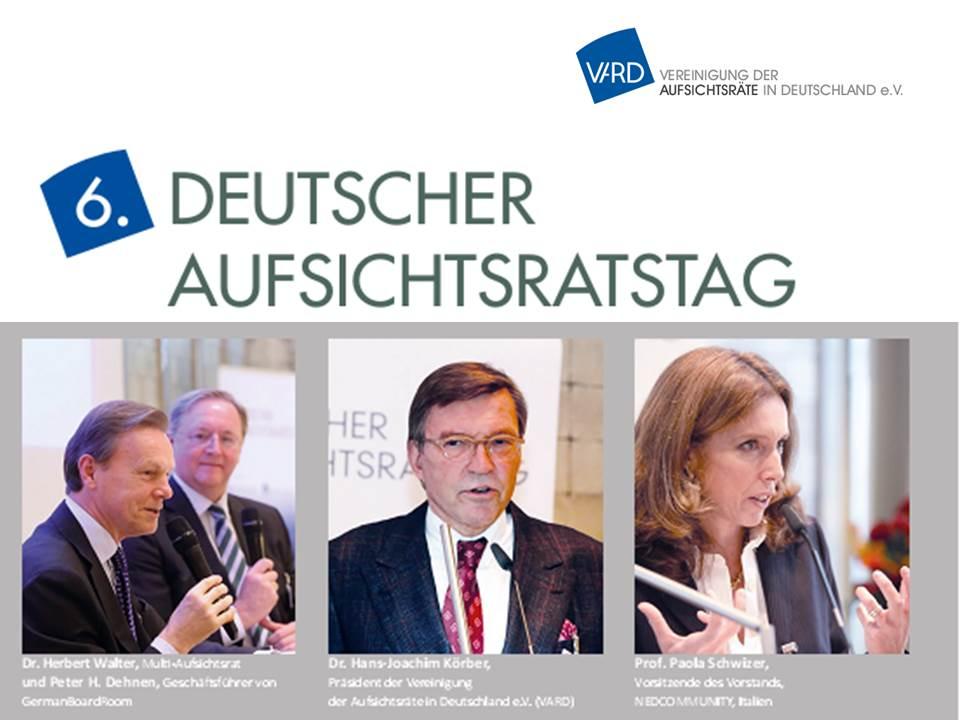 Nedcommunity ospite di VARD, Associazione tedesca degli amministratori