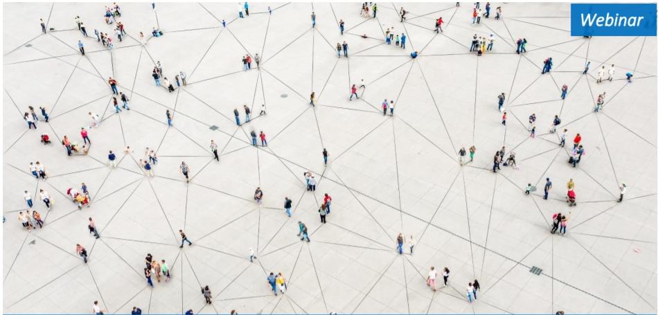 Webinar – 10/05/2021- Le sfide nella gestione dei rischi: interconnessione e integrazione fattori ESG