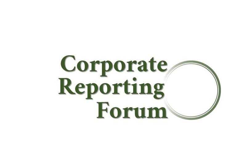 Webinar – Corporate Reporting Forum 26-01-2021