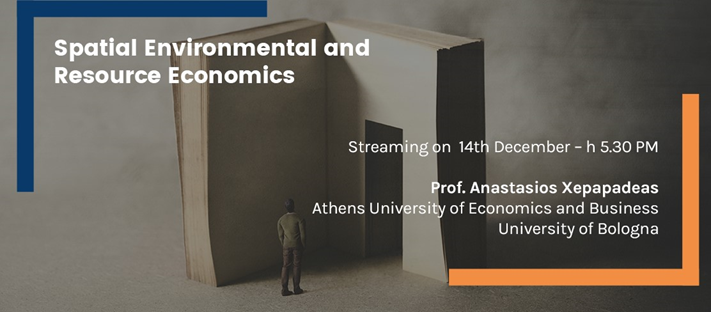 Spatial Environmental and Resource Economics – FEEM